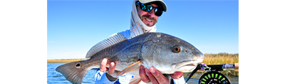 Capt. Jordan Pate - Carolina Guide Service Fishing Charters